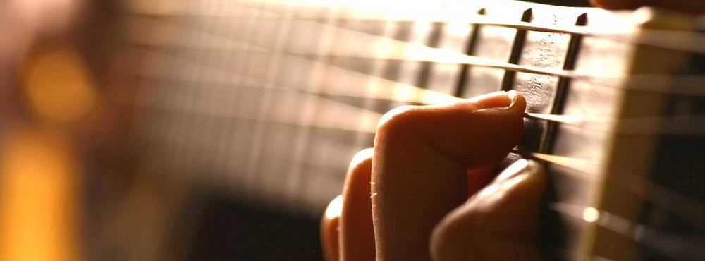 Gitarrenstudio